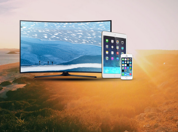 How to use screen mirroring app