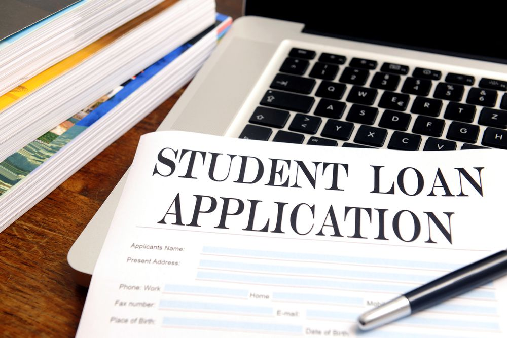 how to get a student loan from a bank