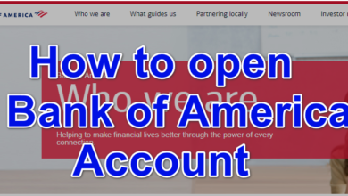 create bank account online in usa