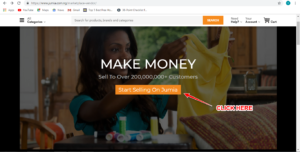 How to sell on Jumia-start selling
