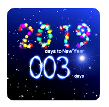 Christmas apps-3D Christmas & New Year Countdown App