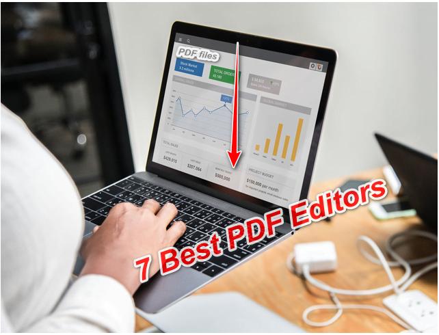 Desktop PDF editor