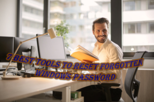 resetting your Windows password