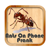 Ants on Phone Prank