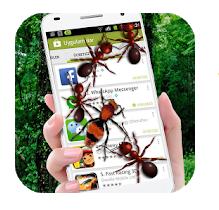 Ants on Screen Prank App