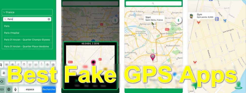 best fake gps apps