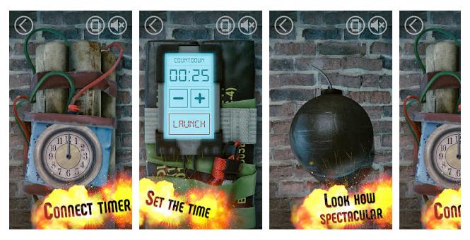 Bomb Prank Apps