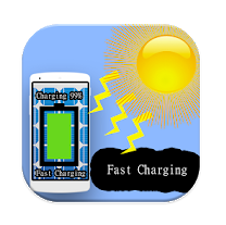 Fast Charging Solar Battery Prank