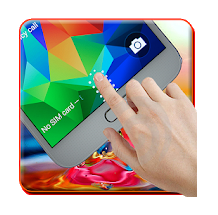 Fingerprint Lock Screen- Prank