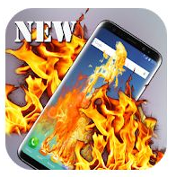 Fire Screen App for Android