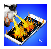 Fire screen (Android) App