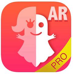 videoa cloning app - Ghost Lens AR Pro Video Editor