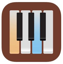 Grand Piano Keyboard & Metronome