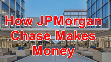 How JPMorgan Chase Makes Money