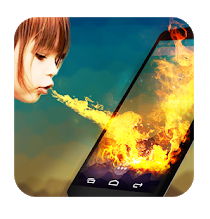 fire screen apps-Interesting magic fire screen