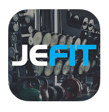 workout apps-JetFit - Workout Tracker, Weight Lifting Gym Log Apps