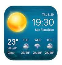 Local Weather Widget & Forecast