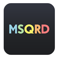 MSQRD - Live Filters & Face Swap for Video Selfies