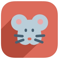 Mouse on screen apps-Mouse Screen Prank App