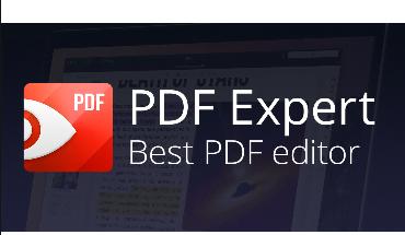 PDF Editor Apps-PDF Expert