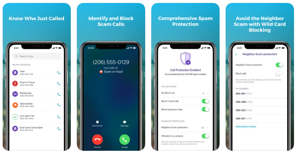 SMS Blocker Apps