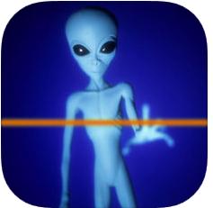 X-ray Alien Scanner