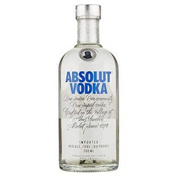 absolut vodka the absolut bottle