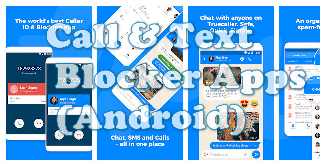 10 Best Call And Text Blocker Apps Android Nolly Tech