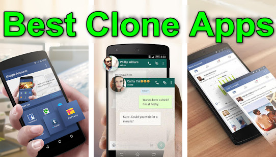 best clone apps