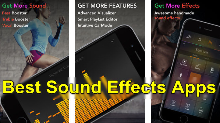 Sound effects app for music lovers