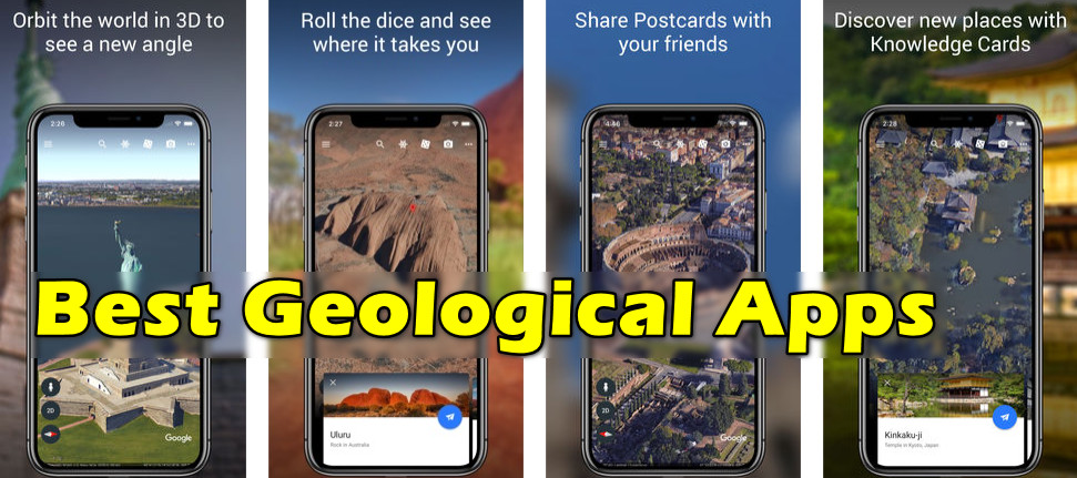 geology apps