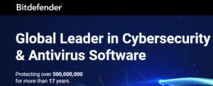 best free antivirus programs-bitdefender