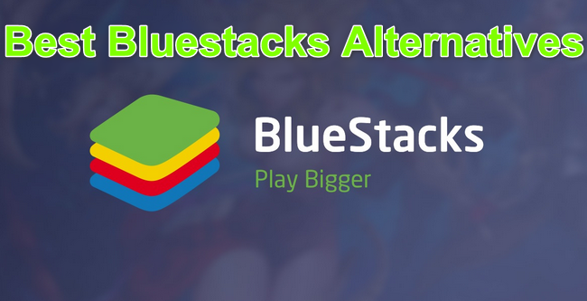bluestack alternative