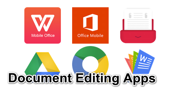 best iphone app for word document editing