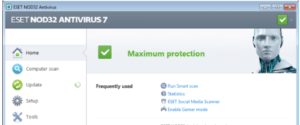eset nod32 antivirus maximum protection