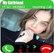 Fake Call Girlfriend