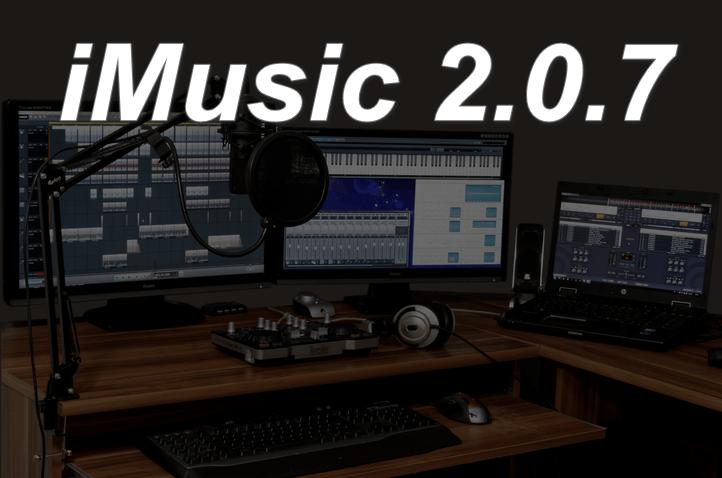 best audio tools-iMusic 2.0.7
