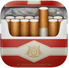 Virtual Cigarette apps-ismoke free