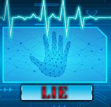lie detector face test