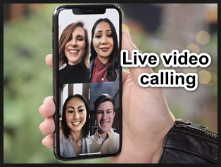 live video calling apps