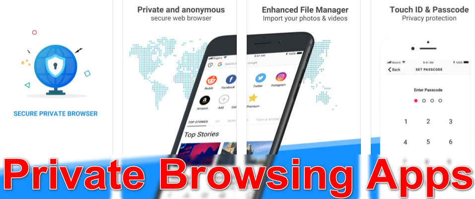 private browsing apps