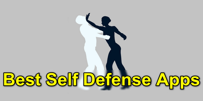 self defense apps