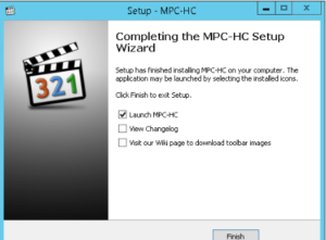 Media Player Classic Free Download-set up