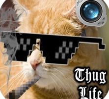 thug life photo maker
