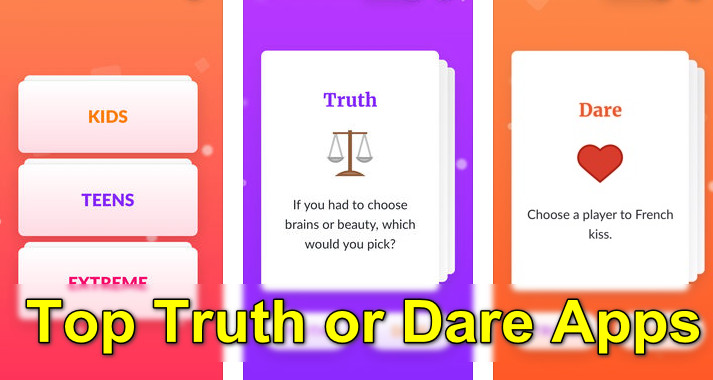 truth or dare apps
