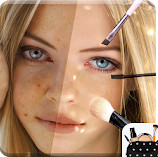 red eye removal apps -Visage