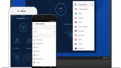 Hotspot shield latest VPN free download