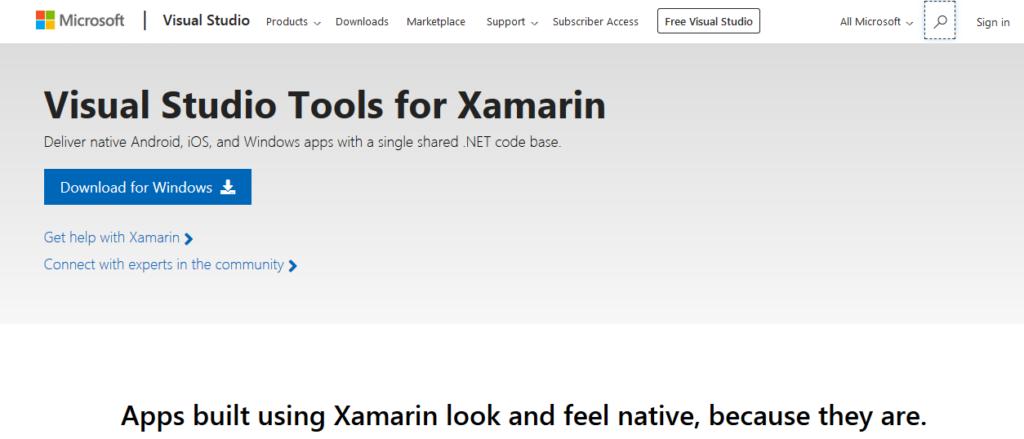 iPhone emulator for PC - Xamarin