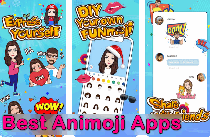 best animoji apps