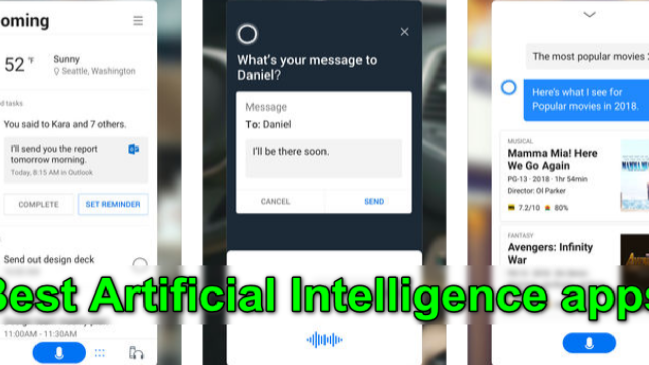10 Best Artificial Intelligence Apps for Android and iOS
